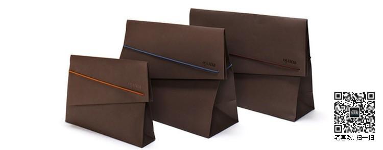 手提袋设计,包装袋设计