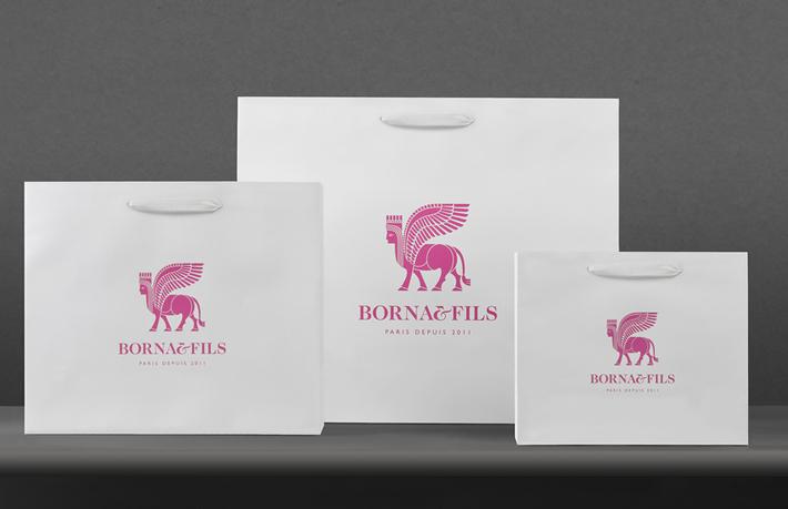 伦敦品牌创意设计工作室bunchdesign_礼盒包装,包装厂,手提袋尺寸【奢