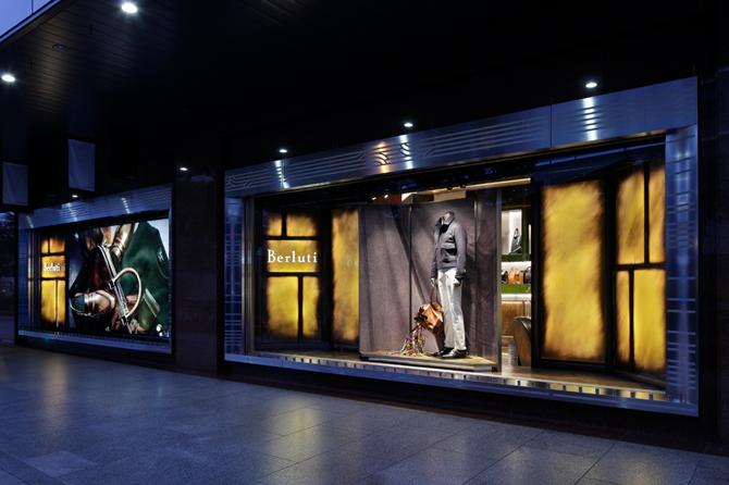 interior室内设计,exhibitions橱窗展览