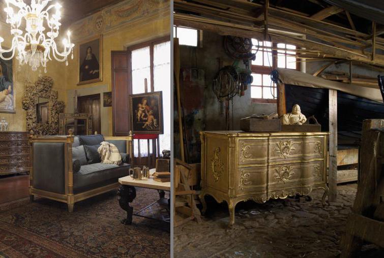 古驰巴洛克橱窗艺术_橱窗展示|橱窗陈列,橱窗效果图,陈列师【实木衣架