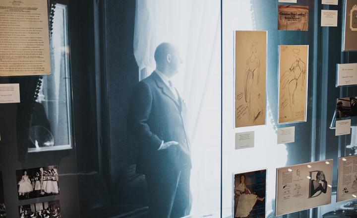 迪奥仙境橱窗设计_橱窗展示|视觉营销