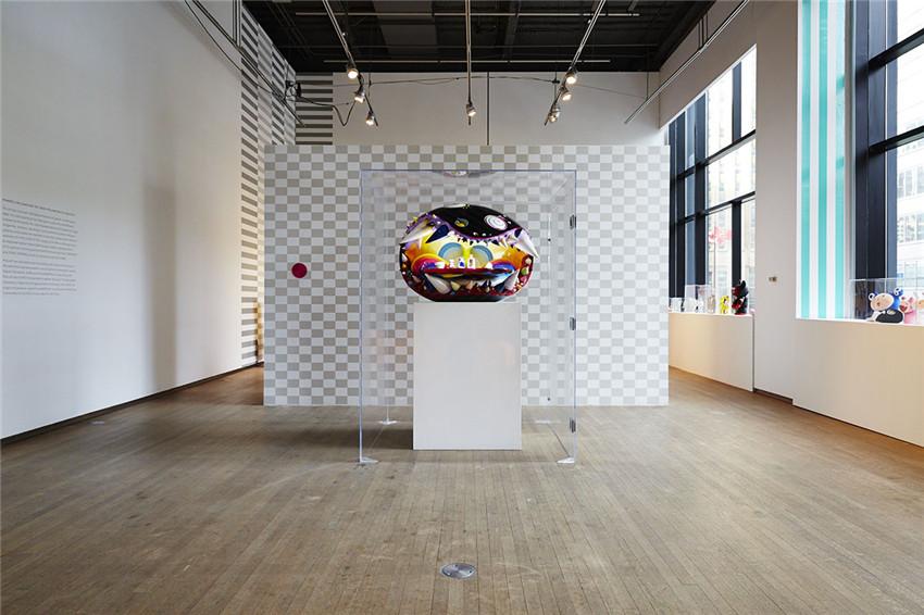 toy潮牌公仔橱窗展览_橱窗展示|视觉营销,橱窗效果图,陈列师【实木