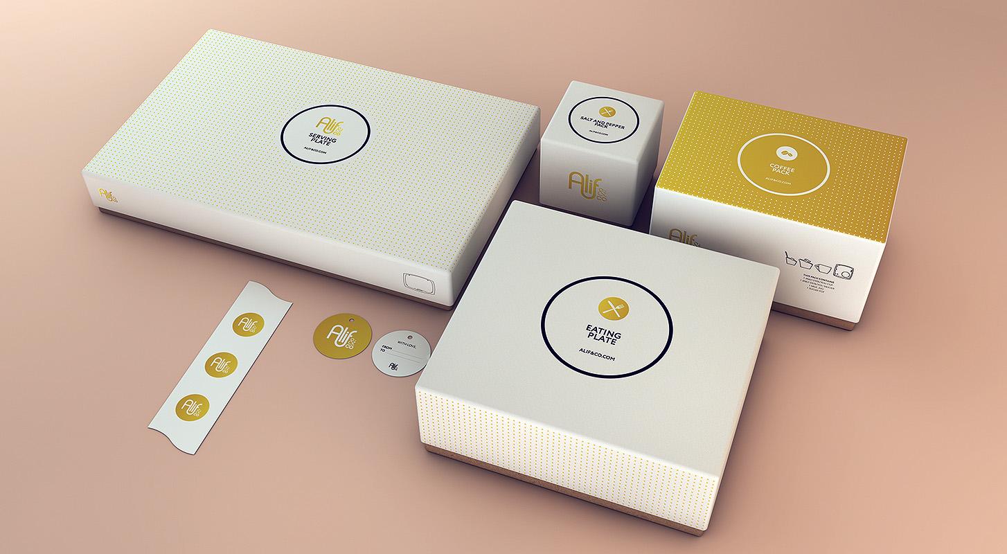 阿拉伯餐具包装设计_包装公司_礼盒包装|纸袋|实木