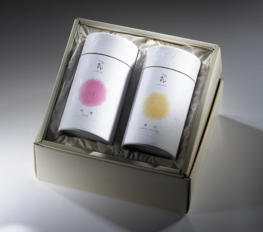 高山茶叶礼盒包装设计