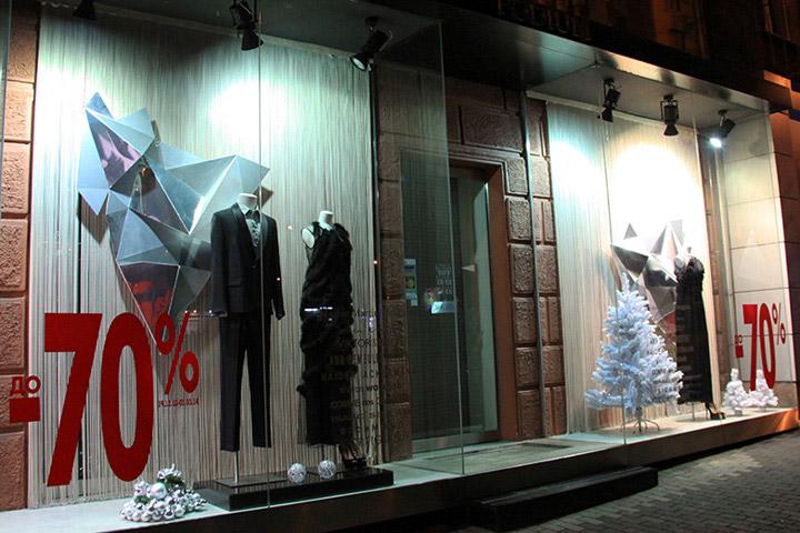 2014年西班牙男装橱窗设计_橱窗展示|视觉营销,橱窗效果图,陈列师图片