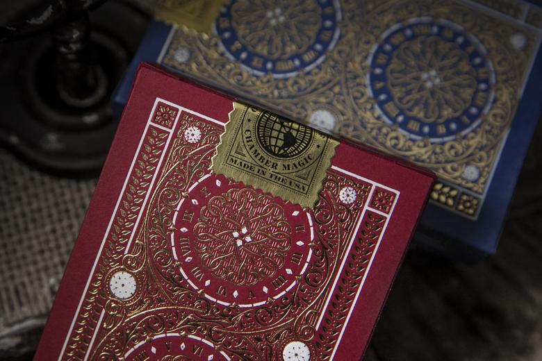 赌王限量版扑克牌包装设计
