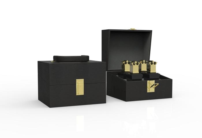 迪拜香水礼盒包装lord