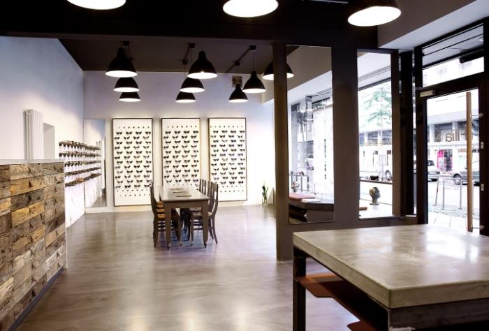 西部牛仔复古专卖店空间设计【下集】_陈列技巧,陈列设计,服装店陈列