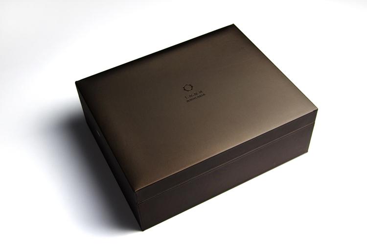 沉香礼盒包装设计