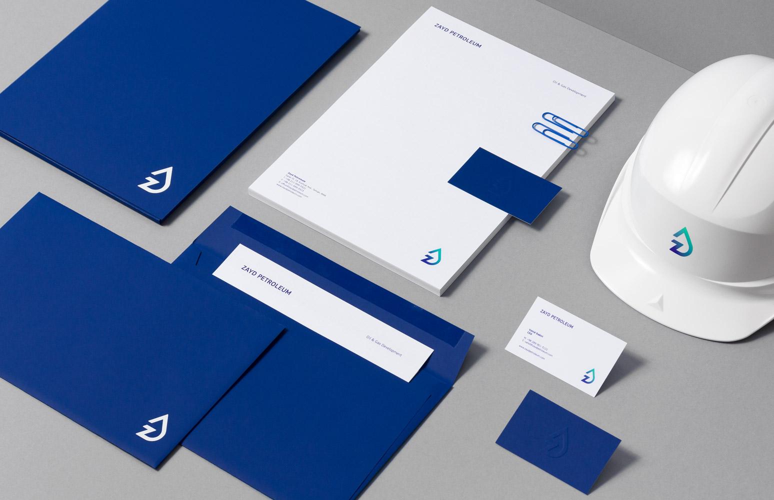 品牌包装设计事务所2011年为伊朗黑兰石油公司的品牌vi设计&amp